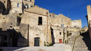 Matera mini guida turtistica