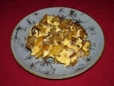 Capriccio di patate al Casera