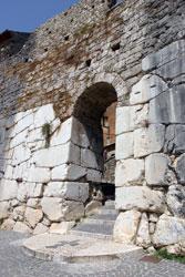 Ferentino Porta Scea