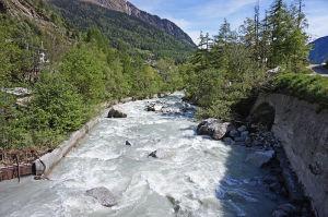 Dora Baltea - Valle d'Aosta