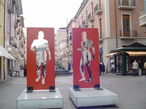MAB Museo all'aperto Bilotti Cosenza