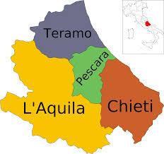 Abruzzo il territorio