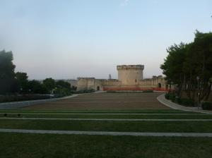 Matera il Castello