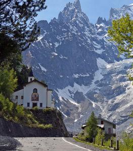 Notre Dame della Guerison - Courmayeur