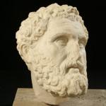 Testa di Herakles Museo Archeologico Nazionale Taranto MARTA