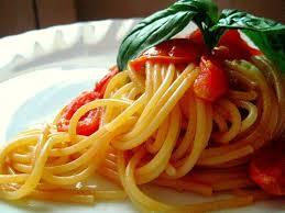 Spaghetti con il pomodoro del Piennolo