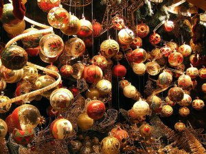 Addobbi natalizi artigianali