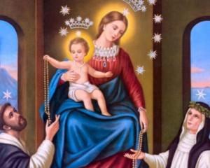 feste tradizionali di Napoli e della Campania Madonna del rosario di pompei
