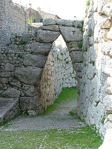 Archeologia antica e mura megalitiche nel Lazio