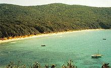 Le spiagge più belle della Toscana - Cala Violina