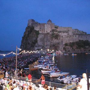 feste tradizionali di Napoli e della Campania Festa di Sant'Anna a Ischia