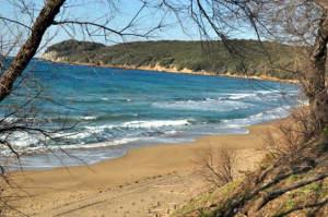 Le spiagge della Toscana - Golfo di Baratti