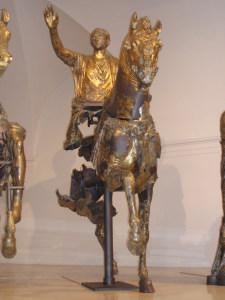 Pergola - I Bronzi di Cortaceto