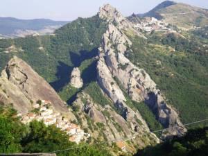Parchi della Basilicata - Parco Regionale delle Dolomiti Lucane