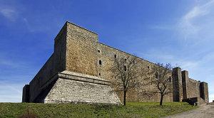 Federico II in Basilicata - Castello di Lagopesole