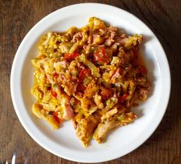 I piatti tipici della Toscana_La Trippa alla fiorentina