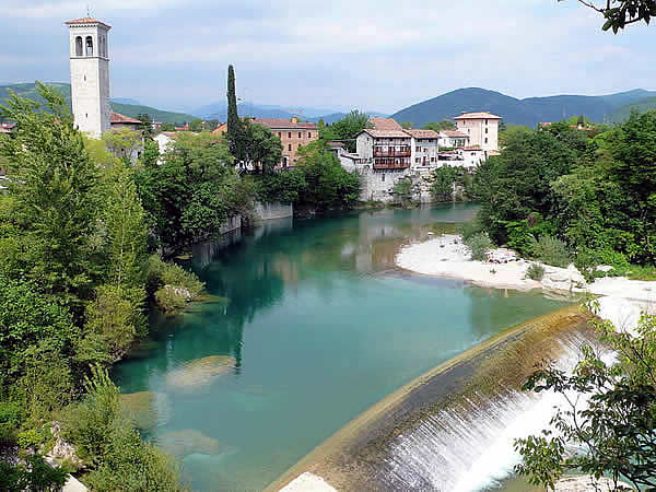 Itinerario del Friuli Venezia Giulia - Cividale-del-Friuli