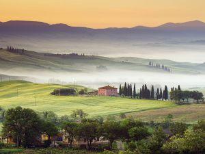 Toscana - Le colline toscane