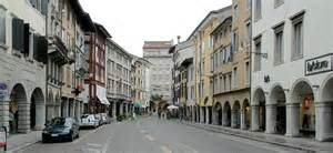 Visitare Udine - Via Mercatovecchio