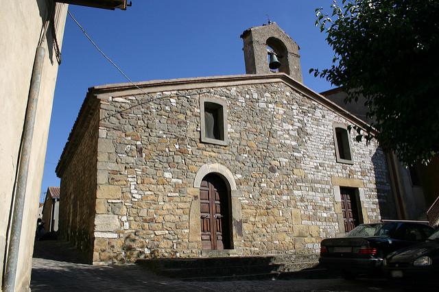 Vaglio Basilicata - Chiesa di San Donato