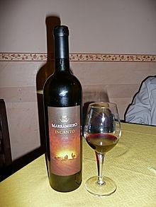 prodotti tipici dell'Abruzzo - Montepulicano d'Abruzzo
