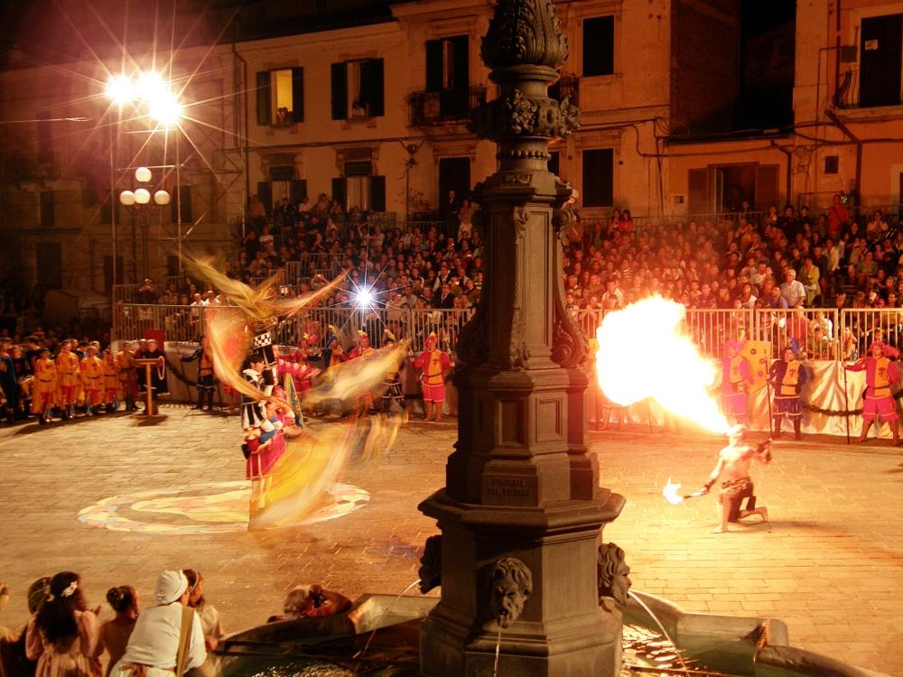 feste tradizionali dell'Abruzzo