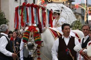 feste tradizionali dell'Abruzzo - Pentecoste Luco dei Marsi