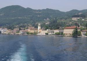 itinerario del Lago di Garda - Gardone Riviera