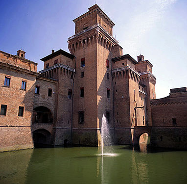 Cosa vedere a Ferrara - Castello Estense