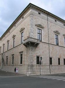 Cosa Vedere a Ferrara - Palazzo Diamanti