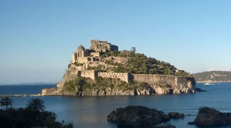 Il Castello Aragonese d'Ischia