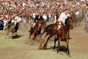 feste tradizionali della Sardegna: Ardia di San Costantino
