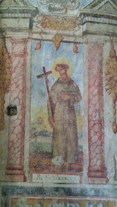 Chiese Rupestri di Matera - Santa Maria della Valle in Contrada la Vaglia