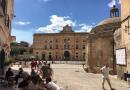 Piazza Vittorio Veneto - Matera centro storico e chiese sul Piano