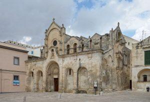 San Giovanni Battista - Matera Centro Storico e Chiese sul Piano