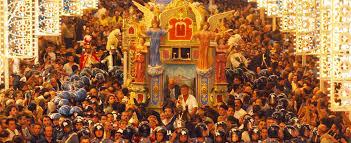 Madonna della Bruna - Arrivo in Piazza