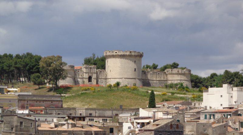Castello Tramontano Matera