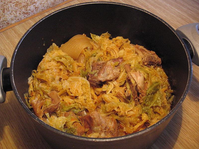 piatti tipici della Lombardia Cassola