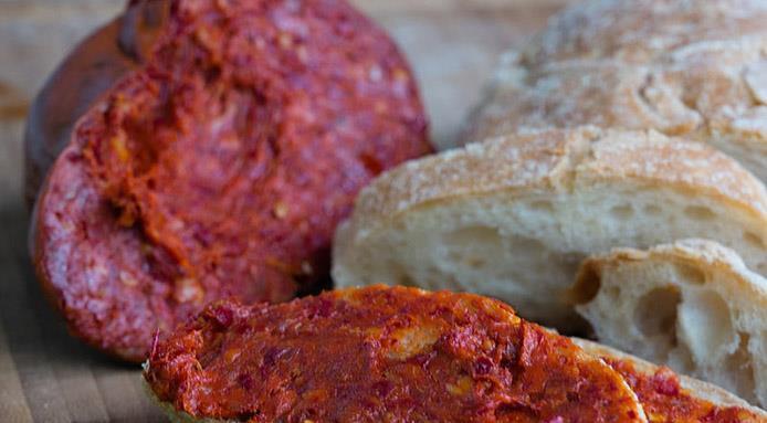 piatti tipici della calabria Nduja
