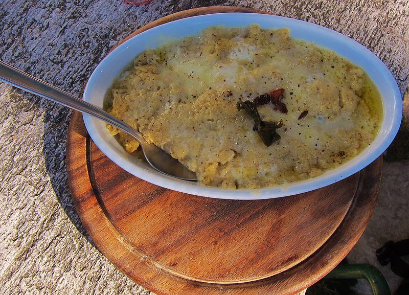 piatti tipici della lombardia polenta Uncia