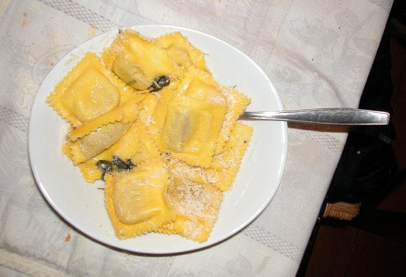 piatti tipici della lombardia tortelli di zucca mantovani
