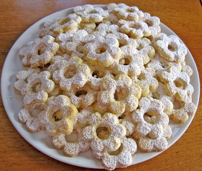 Piatti tipici della Liguria Canestrelli
